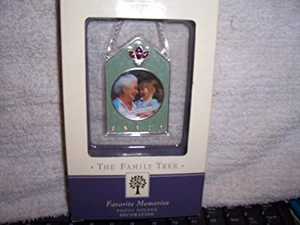 Family Tree Photo Holder