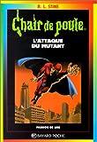 echange, troc R.-L. Stine - L'Attaque du mutant, numéro 15