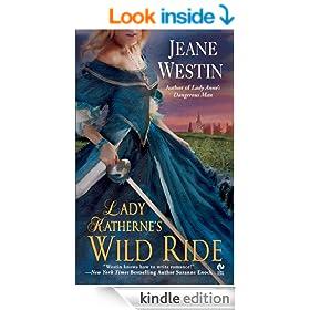 Lady Katherne's Wild Ride (Signet Eclipse)
