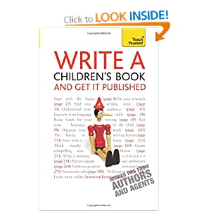 Image: Cover of Write a Children's Book and Get it Published