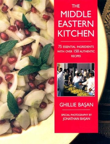 The Middle Eastern Kitchen (Hippocrene Cookbook Library) by Ghillie Basan