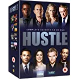 Hustle - Complete BBC Series 1-8 [DVD] [2012]by Adrian Lester