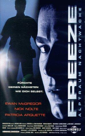 Freeze - Alptraum Nachtwache [VHS]