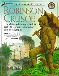 "Cover of ""Robinson Crusoe (Eyewitness Cla..."