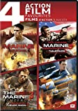 The Marine / The Marine 2 / The Marine 3 / 12 Rounds (Bilingual)