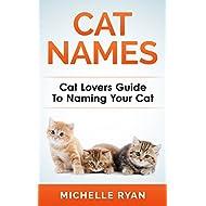 Black Cat names book