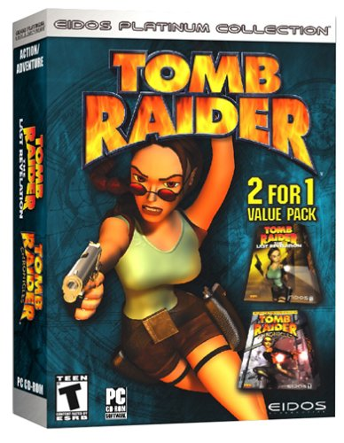 Tomb Raider Bundle: Tomb Raider 4 And 5 - Pc