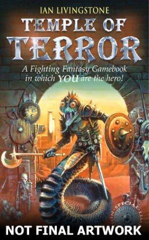 Temple of Terror (Fighting Fantasy)