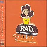 echange, troc Rad - Live at the New Morning, Paris