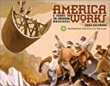 America Works 2004 Calendar (1559498587) by Smithsonian Institution