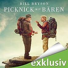 Picknick mit Bären Hörbuch von Bill Bryson Gesprochen von: Oliver Rohrbeck