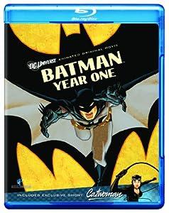 Batman Year One Blu-ray by Warner Home Video