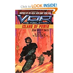 Vor: Island of Power (Vor: The Maelstrom) by Dean Wesley Smith