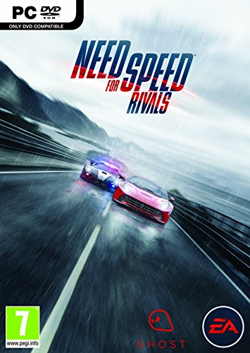 Need for Speed Rivals PC DVD Game