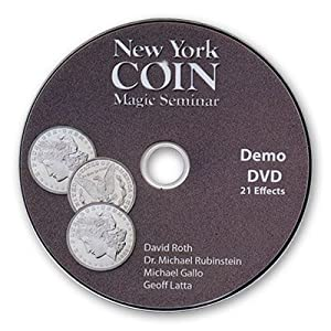 MMS Magic Product Catalog - Vol.1 by New York Coin Magic and Coin Champions- DVD