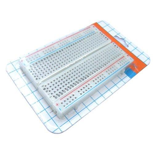Riorand Mini Solderless Bread Boards Project Electronic Circuit Board 83Mm X 55Mm