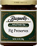 Braswells All Natural Fig Preserves 11.5 Oz