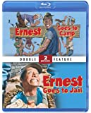 Ernest Goes to Camp / Ernest Goes to Jail [Blu-Ray]