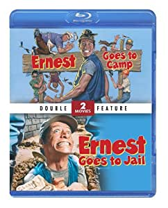 Amazon.com: Ernest Goes to Camp / Ernest Goes to Jail (Double Feature