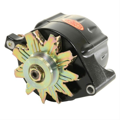 Powermaster 857140 Motorcraft Upgrade Alternator Black Jegs