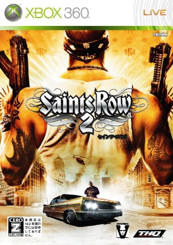 Saints Row 2(������ġ��?2)��CERO�졼�ƥ��󥰡�Z�ס�