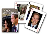 Piatnik Royal Wedding Unique Singles Playing Cards