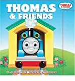 img - for Thomas & Friends (Thomas & Friends) (Baby Fingers Books) (Board book) - Common book / textbook / text book