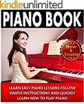 Piano: Piano Book For Beginners - Lea...