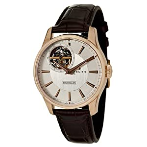Zenith El Primero Tourbillon Men's Automatic Watch 18-2190-4041-01-C498