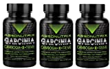 3-Bottles-Absonutrix-Garcinia-Cambogia-70-HCA-1550mg-Ultra-Pure-60caps-Very-High-Quality