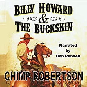 Billy Howard & the Buckskin Audiobook