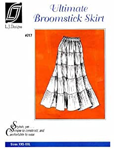 How to Make a Broomstick Skirt | eHow