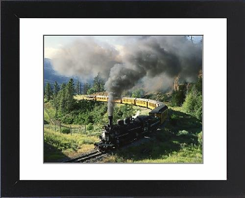 framed-print-of-durango-and-silverton-vintage-steam-engine-hermosa-colorado-united-states-of