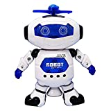 AZi Naughty Dancing Robot Toy With Space Suit Gift For Kids