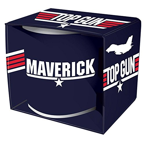 Official License Top Gun Maverick Tea Coffee Mug Cup in Gift Box (Guns And Coffee Cup compare prices)