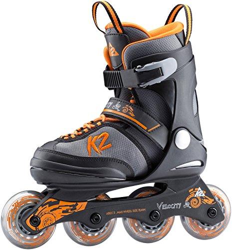 K2 Inline Skates Velocity JR. Größe 29 - 34 Boy´s Jungen Inliner