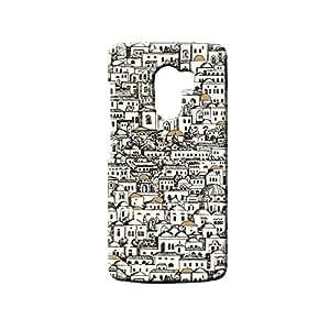 IMPEX Designer Printed Back Case / Back Cover for Lenovo K4 Note (Multicolour)