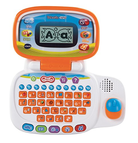 VTech Tote and Go Laptop, Orange (Baby Food Level 3 compare prices)