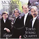 Tokyo String Quartet/Mozart