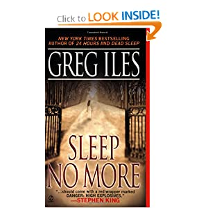 Sleep No More: Greg Iles: 9780451208767: Amazon.com: Books