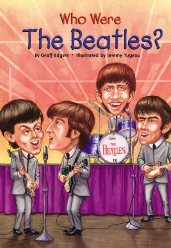 Download Who Were the Beatles? (Who Was...?)