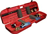 MTM Ice Fishing Rod Box (Red)