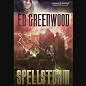 Spellstorm: Forgotten Realms: Elminster, Book 6 | Ed Greenwood