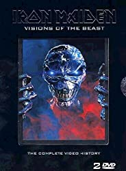 Iron Maiden- Visions of the Beast (NTSC)