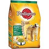 Pedigree Puppy Dog Food Milk & Vegetables, 1.2 Kg Pack