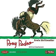 Pony Pedro (       gekürzt) von Erwin Strittmatter Gesprochen von: Erwin Geschonneck
