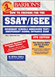 How to Prepare for the SSAT/ISEE (Barron's How to Prepare for the SSAT/ISEE) (0764113801) by Peters, Max