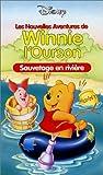 echange, troc Les Nouvelles aventures de Winnie l'ourson : Sauvetage en rivière [VHS]