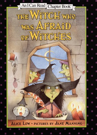 The Witch Who Was Afraid of Witches (I Can Read)