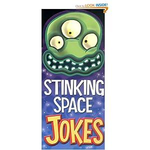 Stinking Space Jokes (Fat Head Joke Books): Amazon.co.uk: Karen